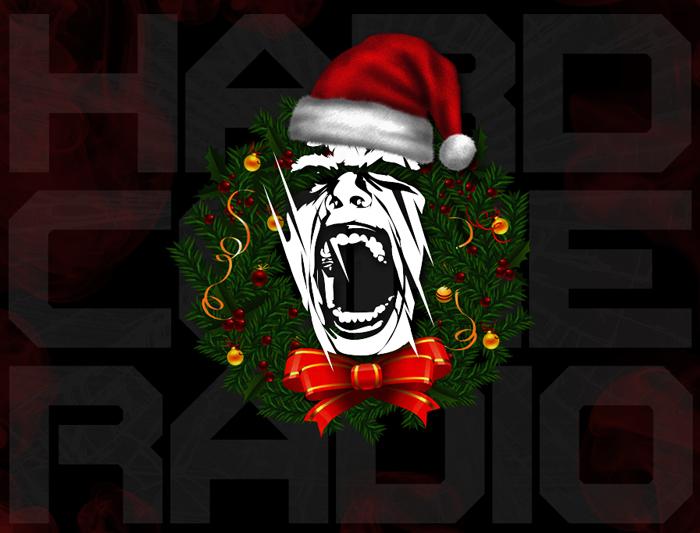 Christmas XXL Show on Hardcore Radio