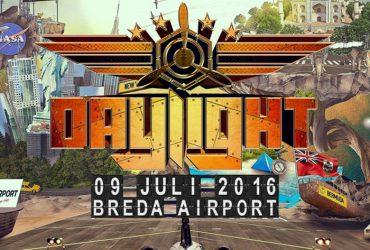 Daylight 2016 Breda Airport