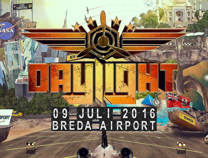 Daylight 2016 Breda Airport