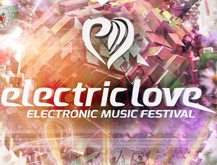 Electric Love 2016 Austria