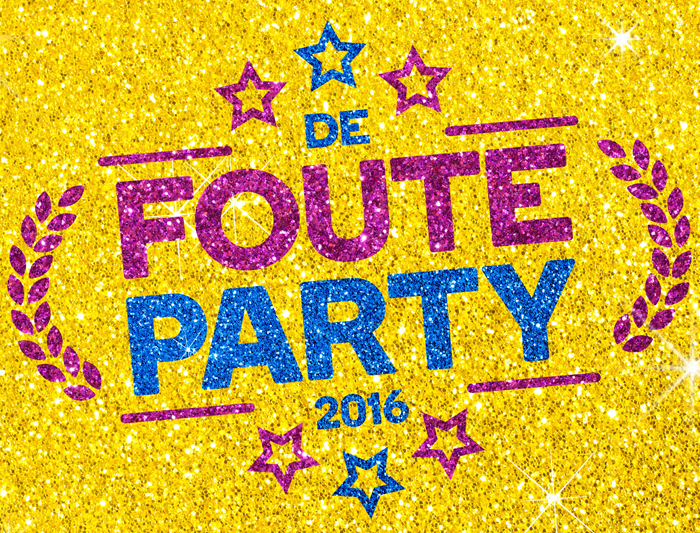 Q Music Foute Party 2016