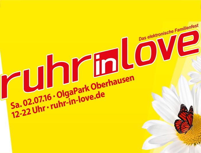 Ruhr In Love 2016 Rige Area