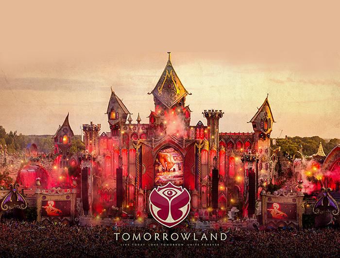 Tomorrowland 2016 Belgium