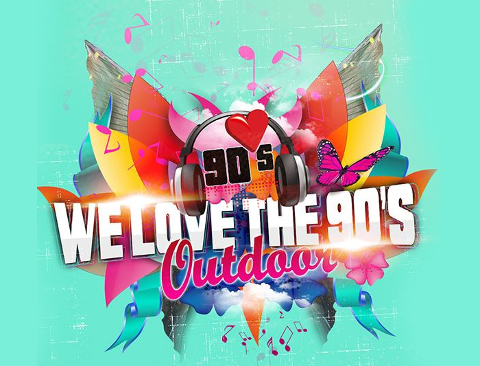 We Love The 90's Nijmegen