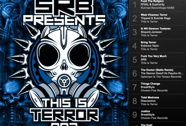 SRB – This Is Terror 3 rocks Hardtunes Top 10
