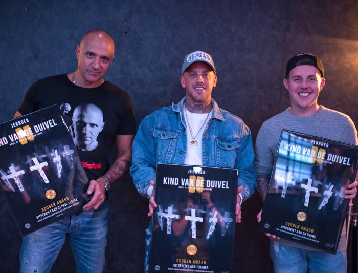 Paul Elstak, Jebroer & Dr. Phunk : GOLD!!!
