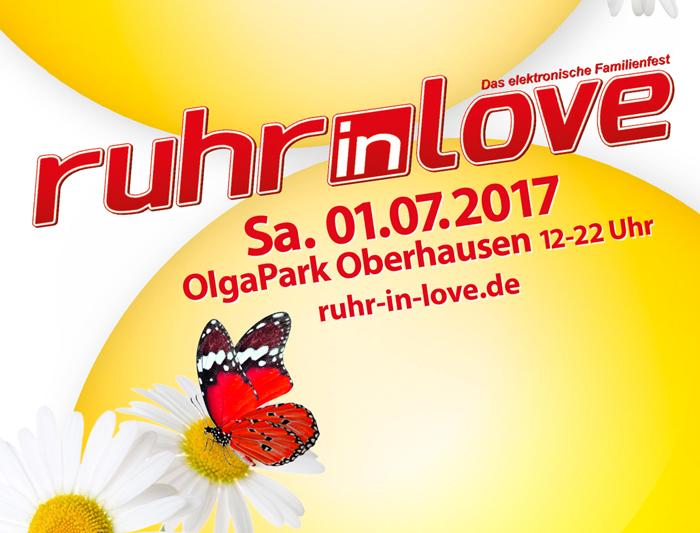 RUHR IN LOVE '17 OBERHAUSEN