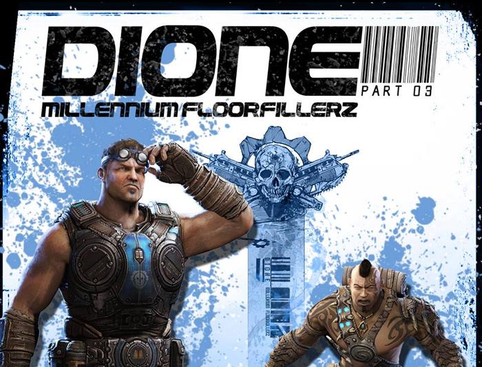 Dione new Floorfillerz album