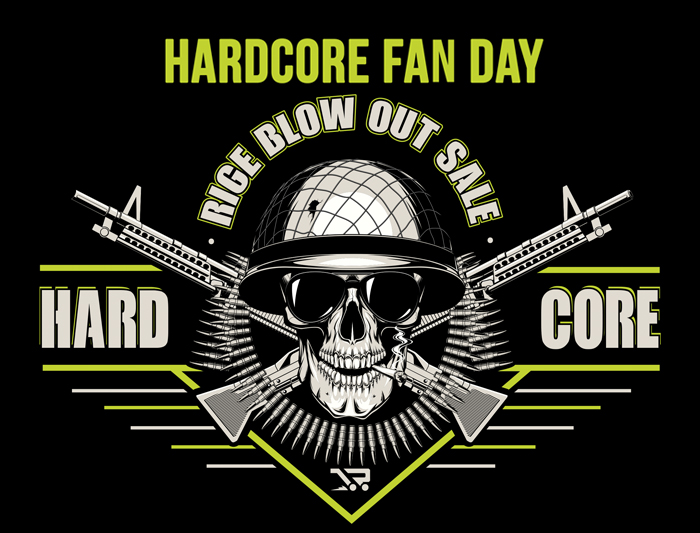 28/10 HARDCORE FAN DAY – BLOW OUT