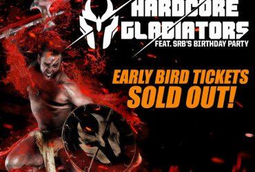 Hardcore Gladiators update