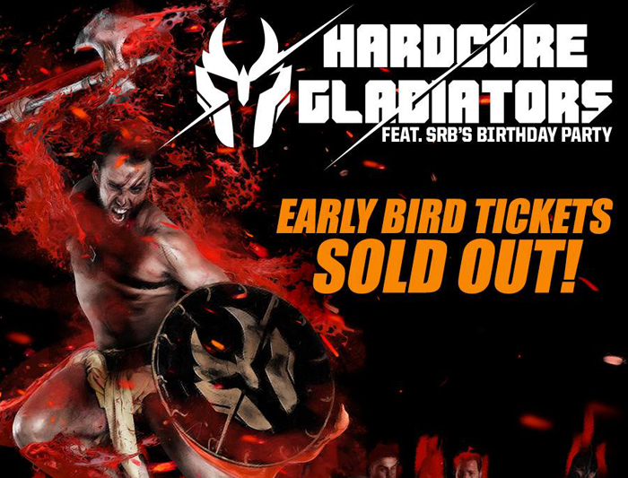 Hardcore Gladiators update