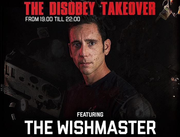The Wishmaster on Hardcore Radio