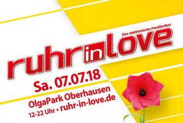 07/07 Ruhr In Love 2018 Oberhausen