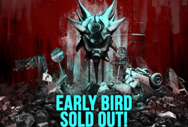 The Early Bird Tickets are SOLD OUT!!!