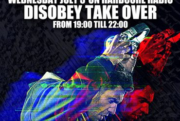 Hardcore Radio Disobey Take Over!