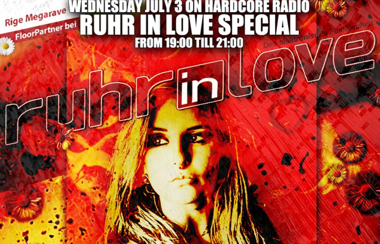 Ruhr In Love Oberhausen- Rige Music Stage