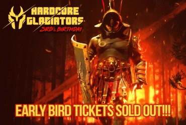 HC Gladiators Early Birds SOLD OUT!