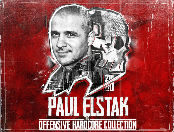 Paul Elstak The Offensive Years – 2CD