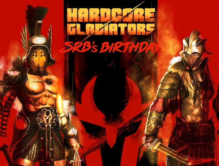 19/12/2020 Hardcore Gladiators & SRB birthday