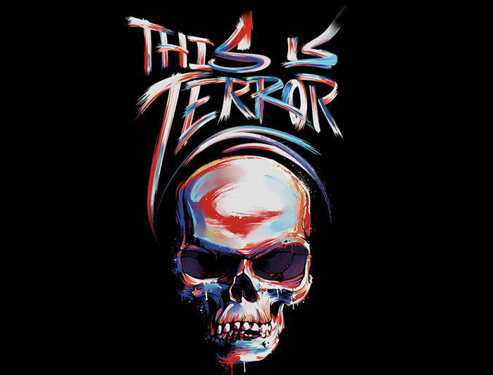 This Is Terror- Compiled by SRB –  2CD