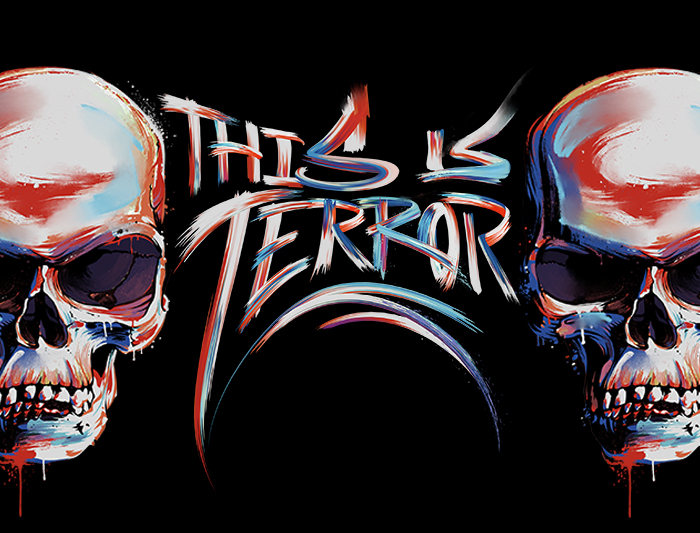 October 31 This Is Terror event