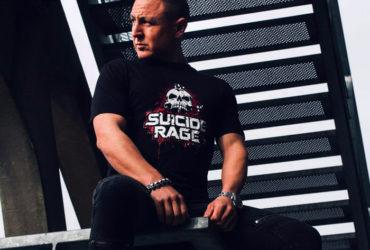 New Suicide Rage shirt