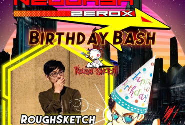 Roughsketch live march 6