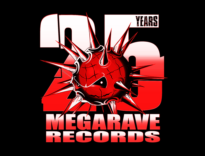 25 Years Megarave Rec. Part 2 – 4CD