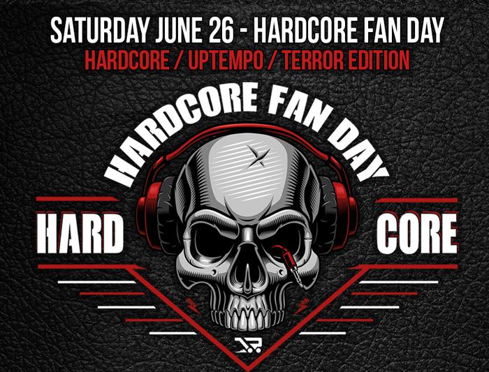 26/06 Hardcore Fan Day – lineup!