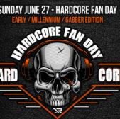 27/07 Hardcore Fan Day – lineup!