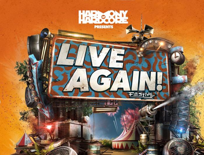 Harmony Of Hardcore – live again in Erp