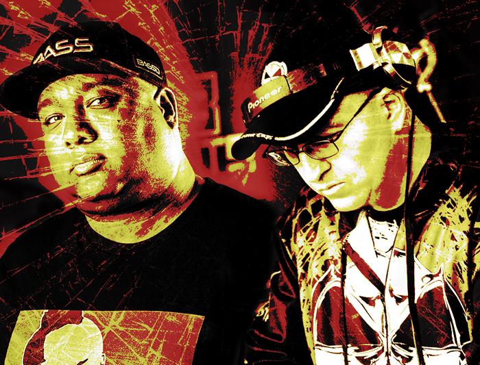 DJ Distortion (RTC) live at Hardcore Radio