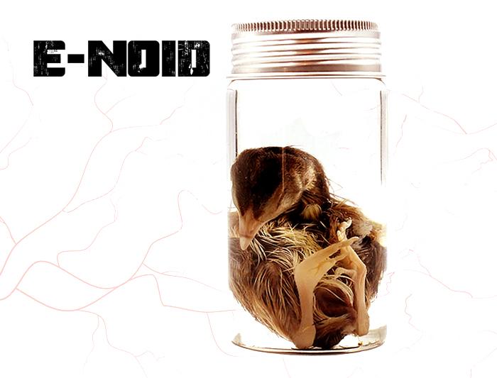 New E-noid EP (DNA Records)